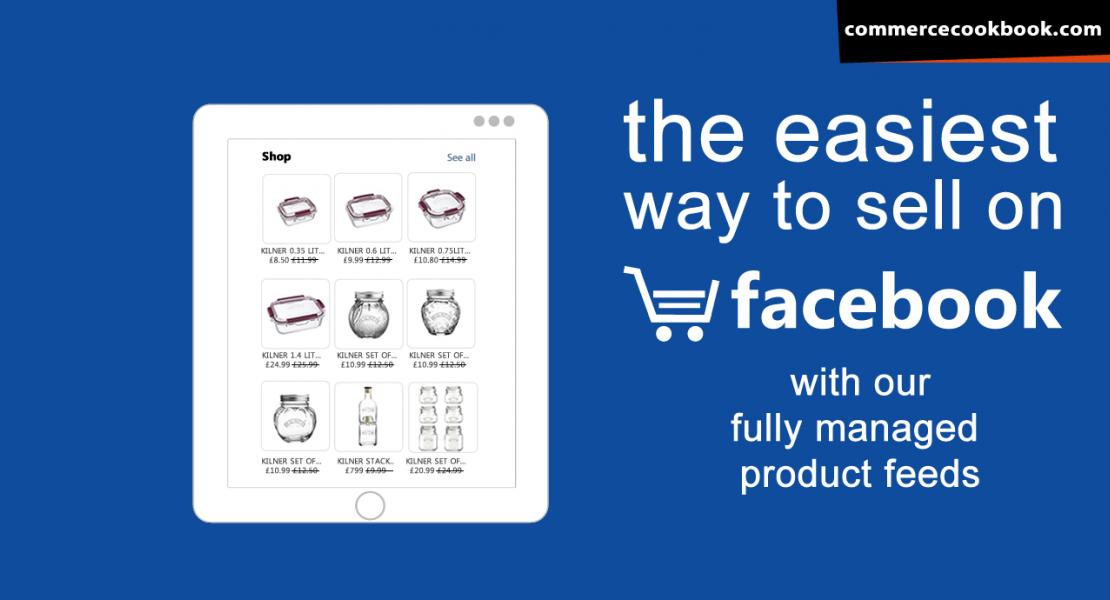the easiest way to run your own facebook commerce shop